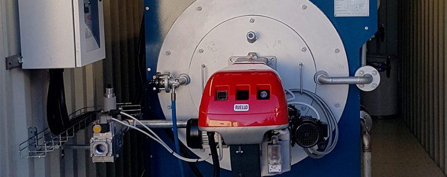 riscaldamento tanks